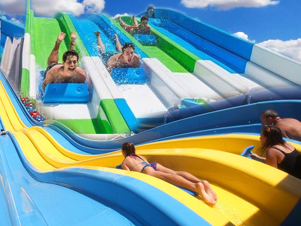multilane-mat-slide-the-summer-waves-water-park