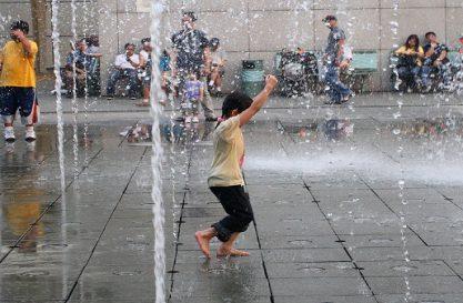 rain dance the summer waves water park
